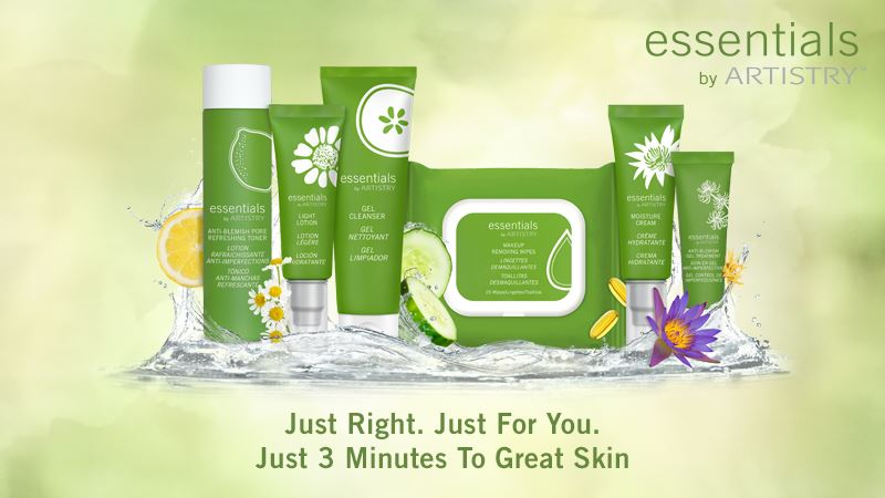 essentials by ARTISTRY